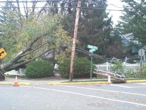 Hurricane Sandy Data Recovery