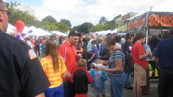 Bergen IT at Glen Rock Street Fair - 9/27/15, 11am - 4pm.